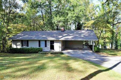Toccoa Single Family Home For Sale: 964 Lakeland