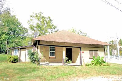 Bowdon Single Family Home For Sale: 3351 Bowdon Tyus Rd