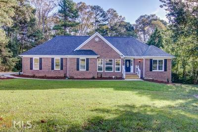 Snellville Single Family Home Under Contract: 3312 Inns Brook Way