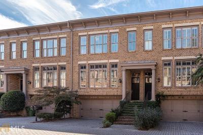 Atlanta Condo/Townhouse New: 816 Highland Green Way