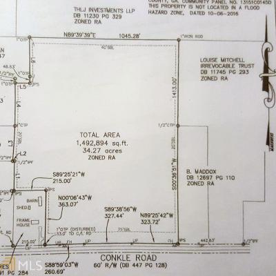 Hampton Commercial For Sale: Conkle Rd