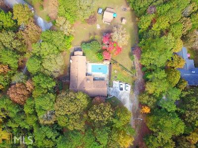 Conyers Single Family Home For Sale: 2720 Dennard Rd