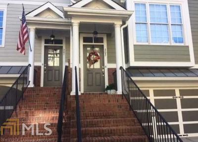 Peachtree City GA Condo/Townhouse For Sale: $295,000