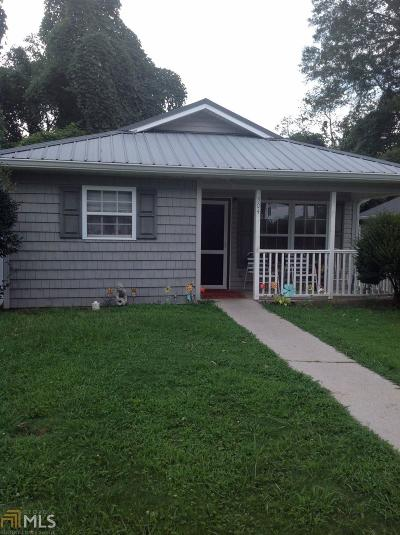 Carrollton Single Family Home For Sale: 304 Fourth St
