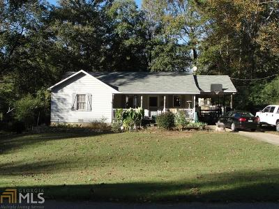 Cumming Single Family Home Under Contract: 4335 Winding Creek Dr