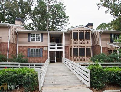 Roswell Condo/Townhouse Under Contract: 263 Quail Run