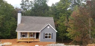 Dahlonega Single Family Home For Sale: 132 Brooks Dr #14
