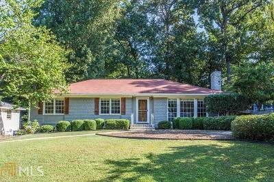 Decatur Single Family Home For Sale: 309 Westchester Dr