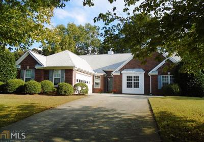 Suwanee Single Family Home Under Contract: 3668 Idlewild Pl