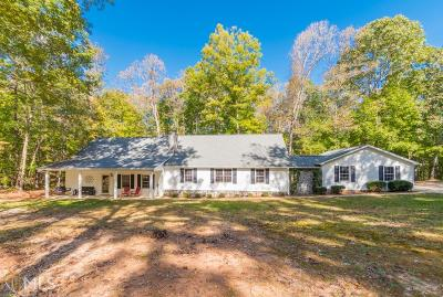 Winston Single Family Home Under Contract: 4064 Pool Rd #A
