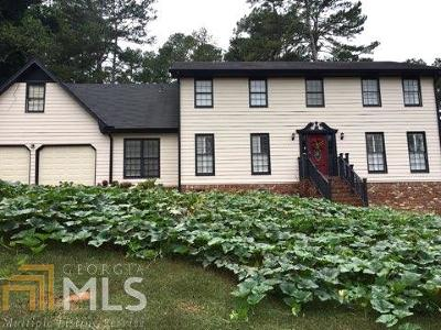 Conyers Single Family Home For Sale: 2691 SE Fieldstone Dr