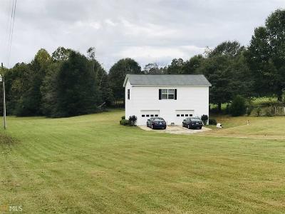 Habersham County Single Family Home Under Contract: 2680 Habersham Mills Rd