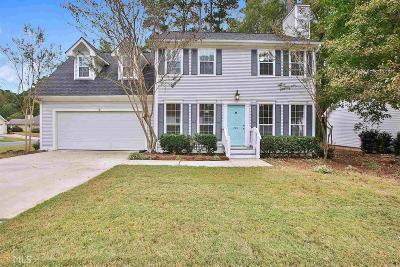 Peachtree City GA Single Family Home Under Contract: $269,900