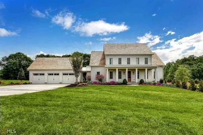 Milton Single Family Home For Sale: 1008 Madison Hall Ln