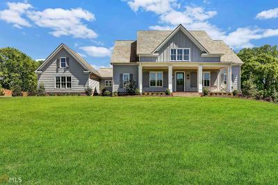 Milton Single Family Home For Sale: 1012 Madison Hall Ln