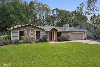 Alpharetta Single Family Home For Sale: 10955 Indian Village Dr