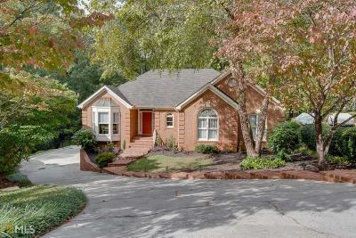 Tucker Single Family Home Under Contract: 3490 Castlehill Ct