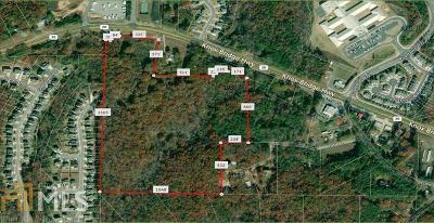 Canton, Woodstock, Cartersville, Alpharetta Commercial For Sale: 7840 Knox Bridge Highway