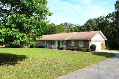 Covington Single Family Home Under Contract: 60 Stephens