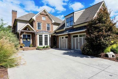 Acworth Single Family Home For Sale: 81 Silvercrest Dr