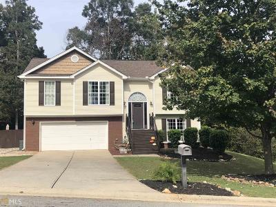 Jefferson Single Family Home Under Contract: 107 Silver Bell Rd