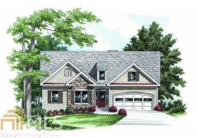 Dahlonega Single Family Home For Sale: Hampton Forest Trl #Lot 32