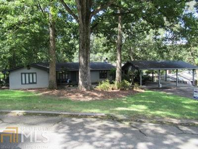 Carrollton Single Family Home For Sale: 50 Azalea Trl