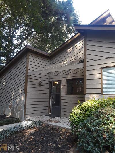 Marietta, Smyrna Condo/Townhouse For Sale: 816 SE Bonnie Glen Dr