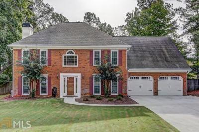 Acworth Single Family Home For Sale: 5776 Fairwood Trce