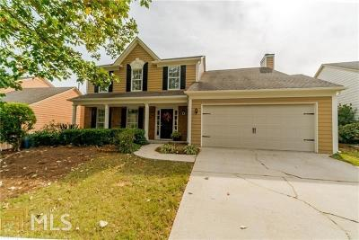 Johns Creek Single Family Home Under Contract: 11905 Carriage Park Ln