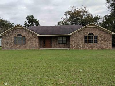 Statesboro Single Family Home For Sale: 224 Pretoria Rushing Rd