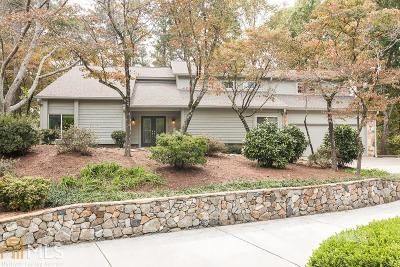 Marietta Single Family Home Under Contract: 4020 Muirfield Ln #7