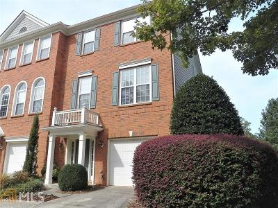 Norcross Condo/Townhouse Under Contract: 5555 Trace Views Dr
