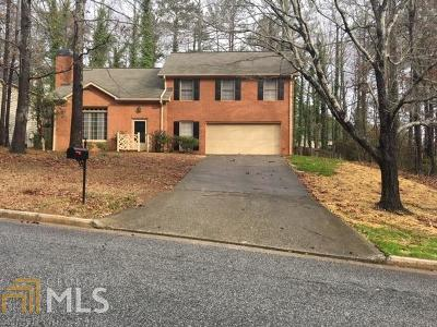 Rex Single Family Home Under Contract: 3176 Rock Creek Dr