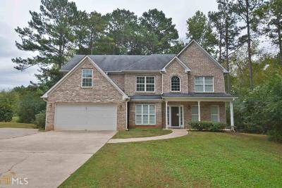 Lithonia Single Family Home For Sale: 1838 Wellborn Rd
