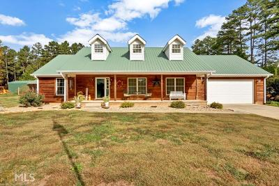 Elbert County, Franklin County, Hart County Single Family Home For Sale: 5422 Gumlog