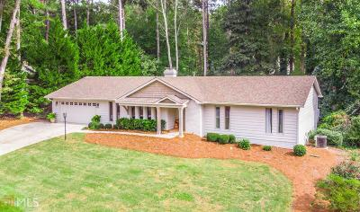 Marietta Single Family Home For Sale: 540 Ridgewater Dr