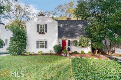 Single Family Home For Sale: 2063 Fairhaven Cir