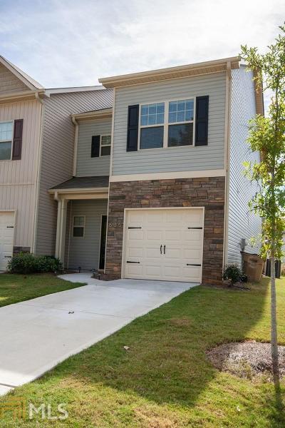Acworth Condo/Townhouse Under Contract: 635 Oakside Pl