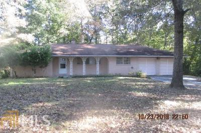 Single Family Home Under Contract: 1539 Cheryl Leigh Dr