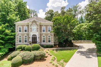 Marietta Single Family Home For Sale: 1200 Riversound