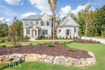 Milton Single Family Home For Sale: 2035 Kent Ct