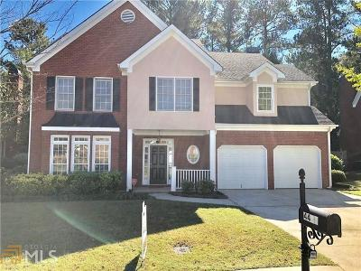 Lilburn Single Family Home Under Contract: 4432 Beacon Hill Dr