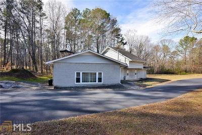 Kennesaw Single Family Home For Sale: 943 Kennesaw Due West Rd