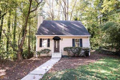 Brookhaven Single Family Home For Sale: 1523 Park Creek