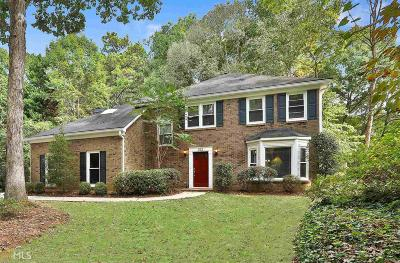 Peachtree City Single Family Home For Sale: 702 Bookman Pt
