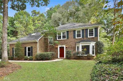 Peachtree City GA Single Family Home For Sale: $324,500