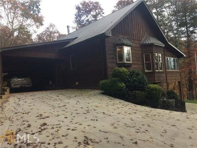 Union County Single Family Home For Sale: 888 Suches Creek Rd
