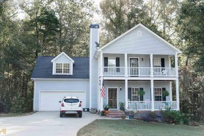 Senoia Single Family Home Under Contract: 465 South Ridge