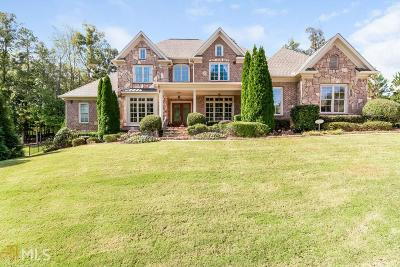Roswell, Sandy Springs Single Family Home For Sale: 7758 Stables Dr